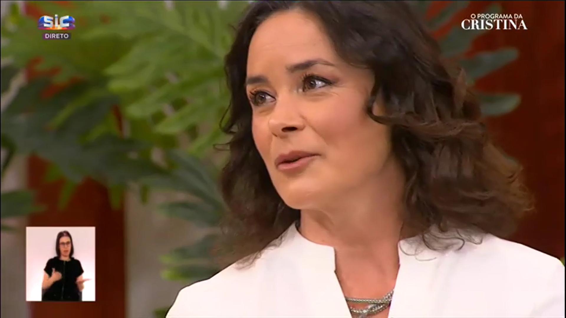 Maria Joao Ruela Maria João Ruela Relembra Momento Em Que Foi Baleada No Iraque: &Quot;Corri Risco De Vida!&Quot;