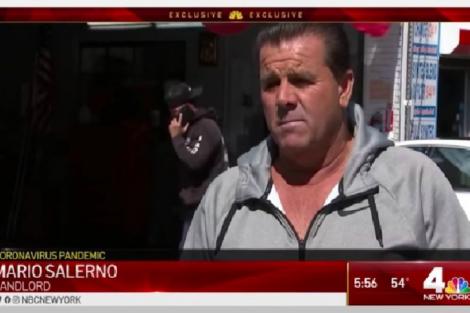 Mario Salerno Senhorio De Brooklyn Abdica Da Renda De 200 Inquilinos Por Causa Do Coronavírus