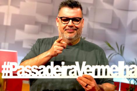 Nuno Azinheira Nuno Azinheira Rendido Ao Trabalho De Dois 'Grandes' Da Televisão