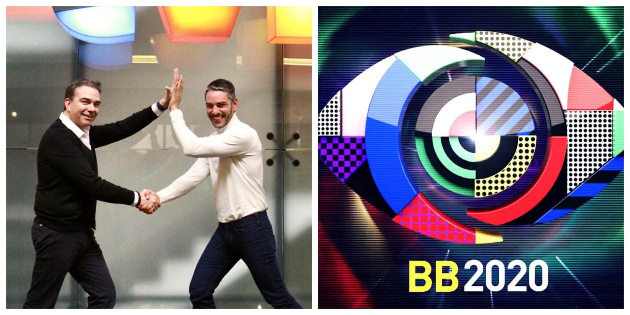 Nuno Santos Claudio Ramos Big Brother Scaled Nuno Santos Contente Com Audiências Do Canal Do 'Big Brother'