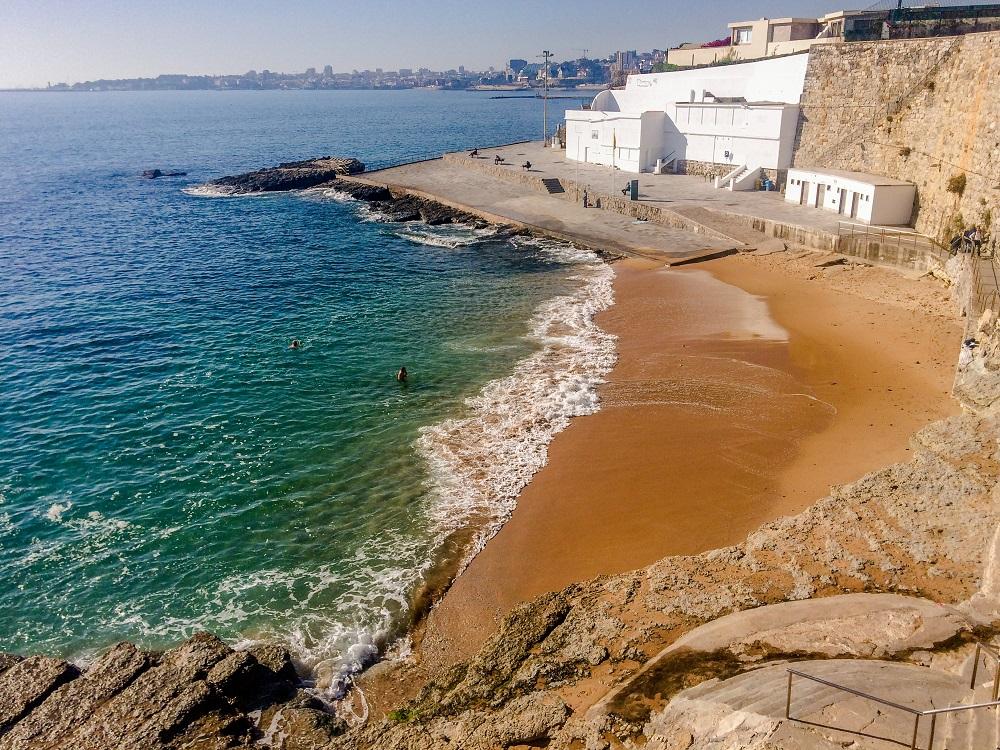 Praia Semáforos Vão Controlar As Entradas Nas Praias Portuguesas