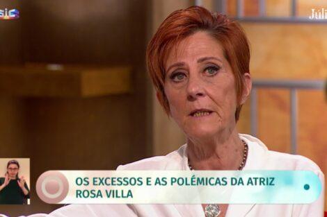 Rosa Villa Rosa Villa Fala Sobre Vicío Em Drogas E Agressão Da Gnr: &Quot;Porquê Tanta Porrada?&Quot;
