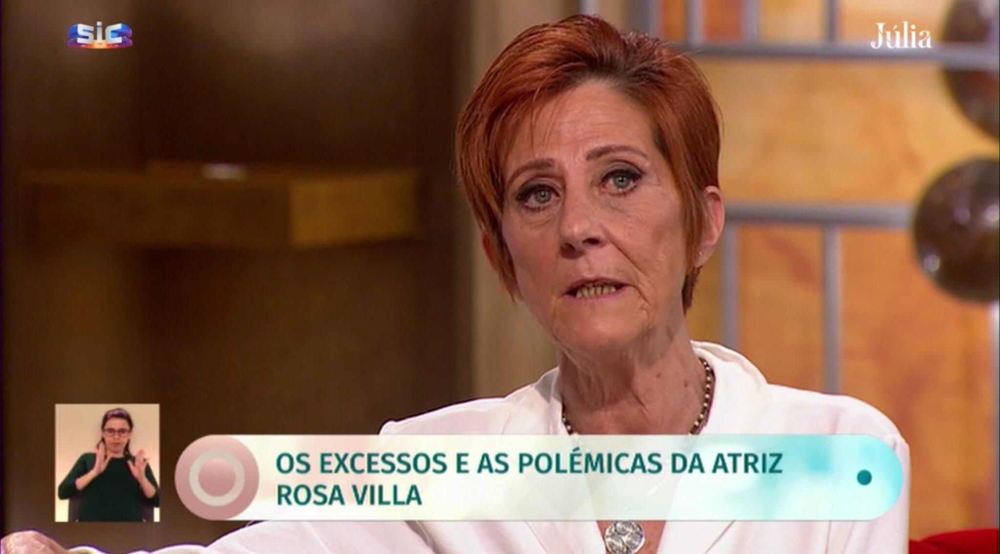 Rosa Villa Scaled Rosa Villa Fala Sobre Vicío Em Drogas E Agressão Da Gnr: &Quot;Porquê Tanta Porrada?&Quot;