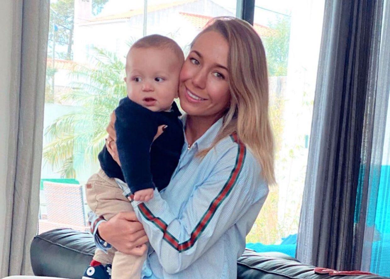 Sofia Arruda Filho Xavier 2 As Recém-Mamãs Que Celebram O 'Dia Da Mãe' De Forma Muito Especial Este Ano