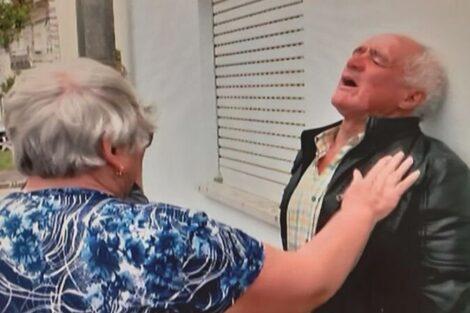 """Avô Valentina Avô De Valentina Revoltado: """"Quando Eu Os Apanhar Dou Cabo Deles Os Dois!"""""""