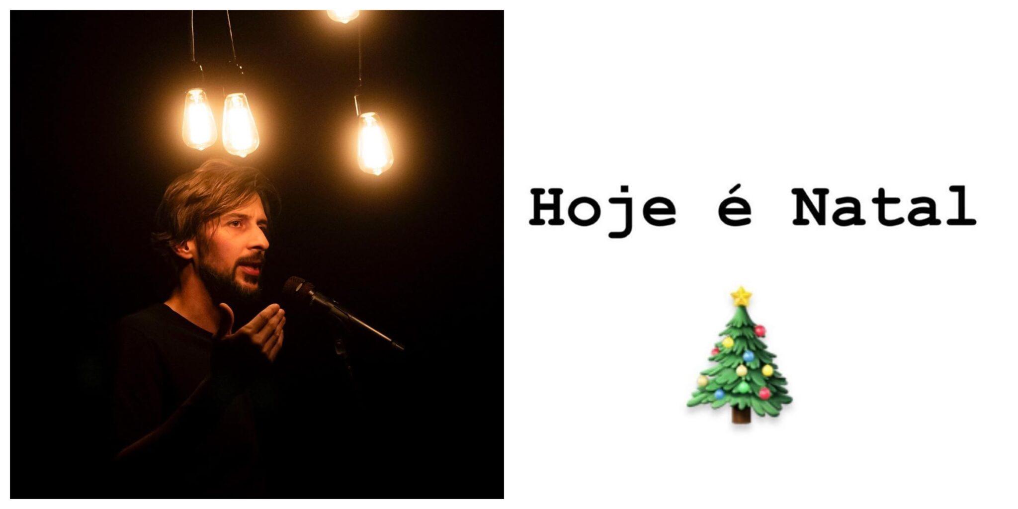 Bruno Nogueira Scaled Hoje É Natal! Eis A Razão De Estar A Encontrar Várias Publicações Com Luzes E Músicas De Natal