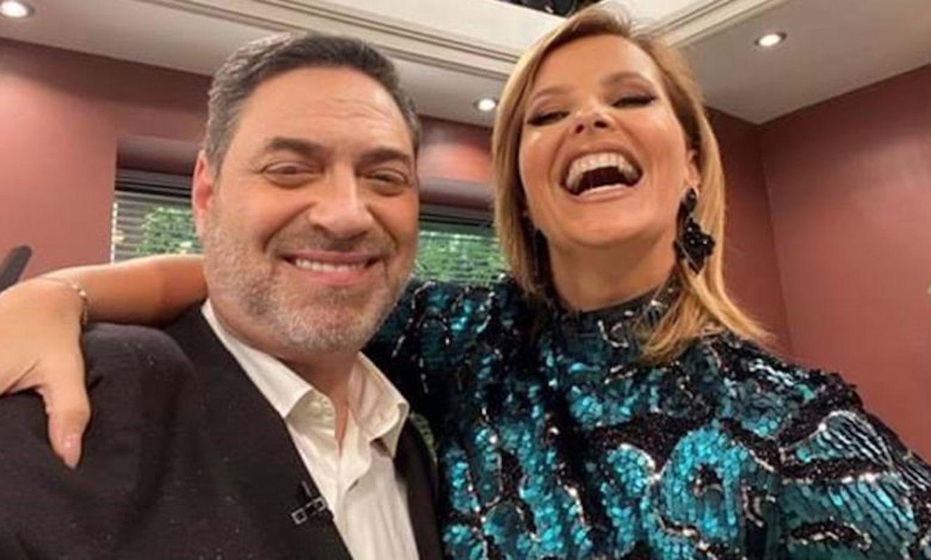 Cristina Ferreira Hernani Carvalho Hernâni Carvalho Afastado Da Sic Devido A Problema De Saúde