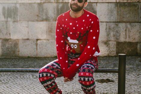 Diogo Amaral Hoje É Natal! Eis A Razão De Estar A Encontrar Várias Publicações Com Luzes E Músicas De Natal