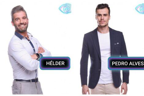 Helder Pedro Big Brother Polémica Big Brother! Hélder e Pedro voltam a fazer comentários homofóbicos e Iury fica chocada