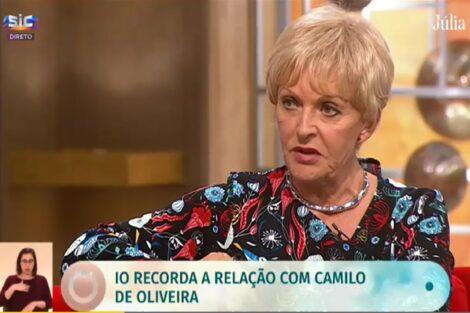 """Io Appolloni Camilo De Oliveira Io Appolloni Fala Sobre Camilo De Oliveira: """"Fiquei Grávida Dele E Fiz O 1.º Aborto Clandestino"""""""