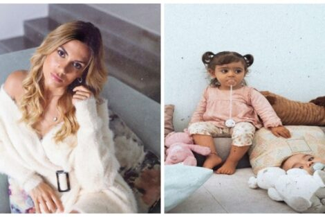 Liliana Filipa Filhos Liliana Filipa Partilha Momentos Amorosos Com Os Filhos