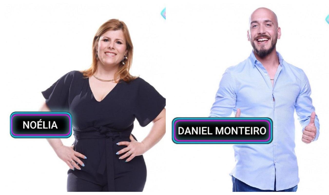 """Noelia Daniel Monteiro Big Brother Bb2020. Noélia Arrasada Por Daniel Monteiro: """"Desde Que Foste Nomeada Passaste A Ser Outra"""""""
