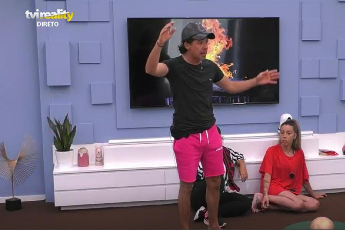 """Pedro Soa Big Brother 1 Big Brother 2020. Pedro Soá Ameaça Abandonar A Casa: """"Para Mim Chegou Ao Fim"""""""
