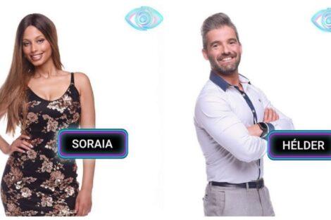 """Soraia Helder Big Brother 2020 Big Brother 2020. Soraia Desiludida Com Hélder: """"Não Estava À Espera Disto"""""""