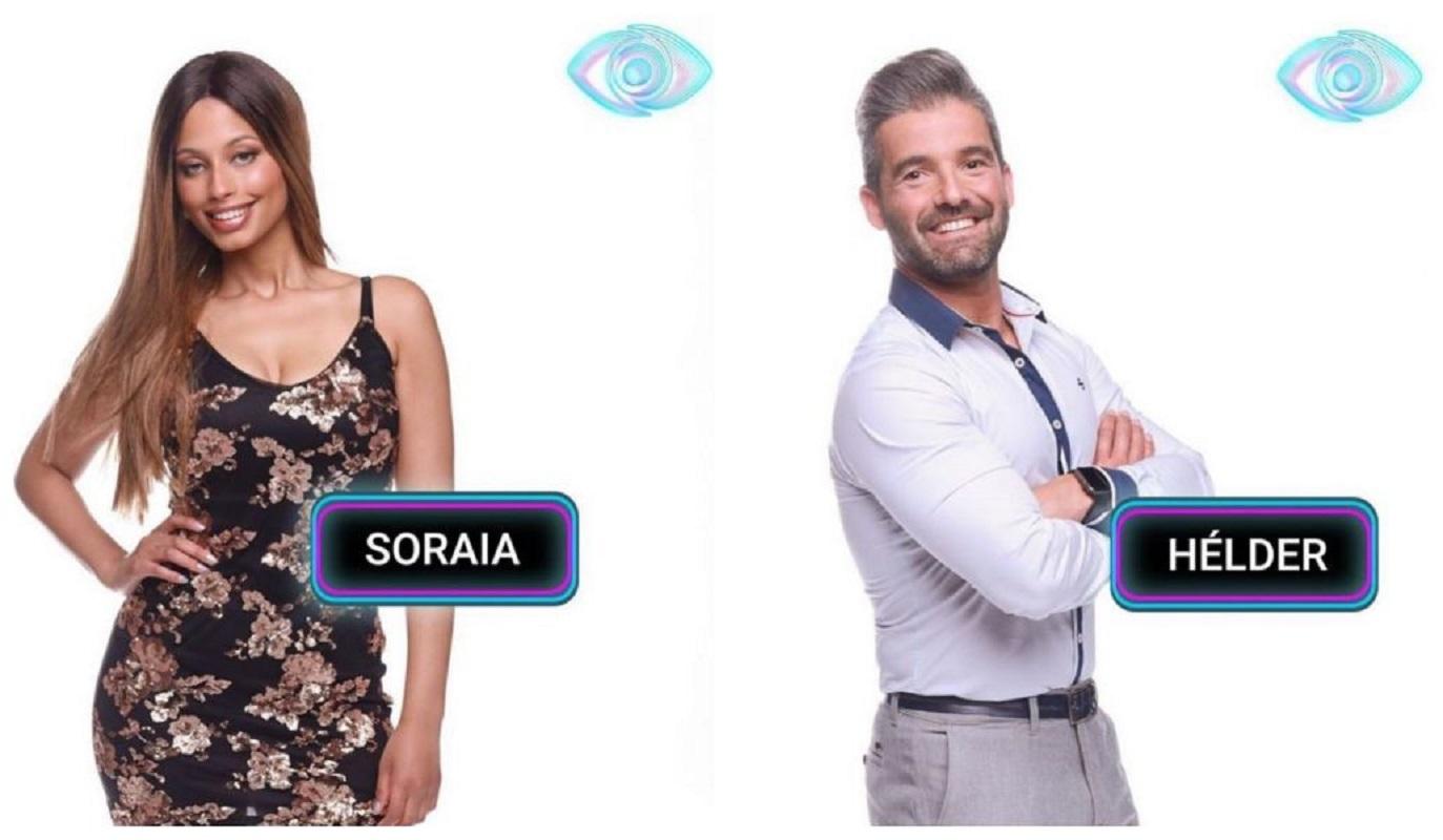 Soraia Helder Big Brother 2020 'Big Brother': Hélder Diz A Soraia Que Nunca Teve Interesse Nela E Que Tem Uma Pessoa Fora Da Casa