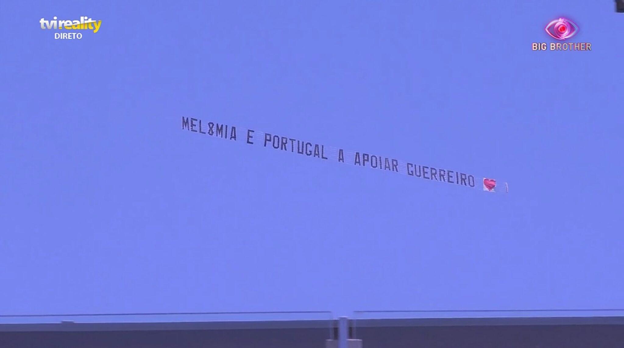 big brother daniel guerreiro 2 scaled Big Brother: Daniel Guerreiro recebe avião com mensagem muito especial
