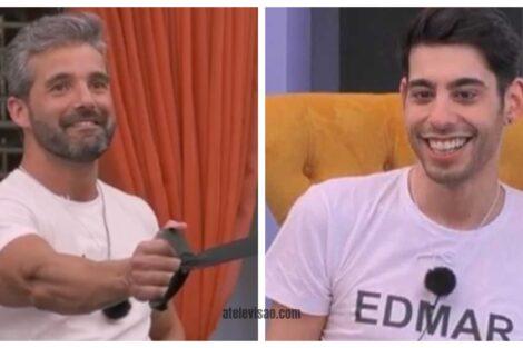 Big Brother Helder Edmar Big Brother: Edmar Chama &Quot;Bicha&Quot; A Hélder Durante Encontro Em Penafiel