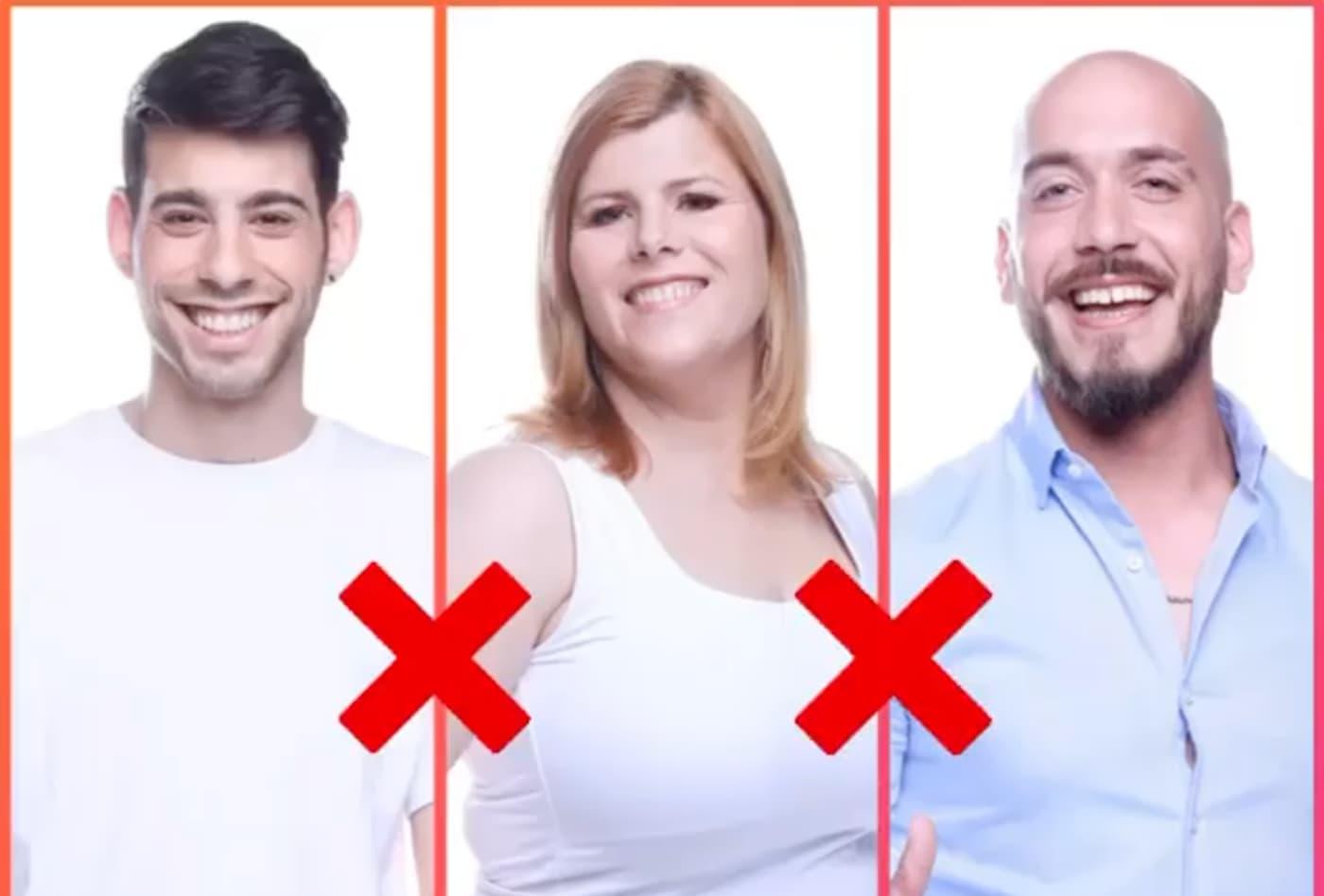 Big Brother Nomeados Noelia Edmar Daniel Bb2020. Saiba Quem São Os Nomeados Desta Semana