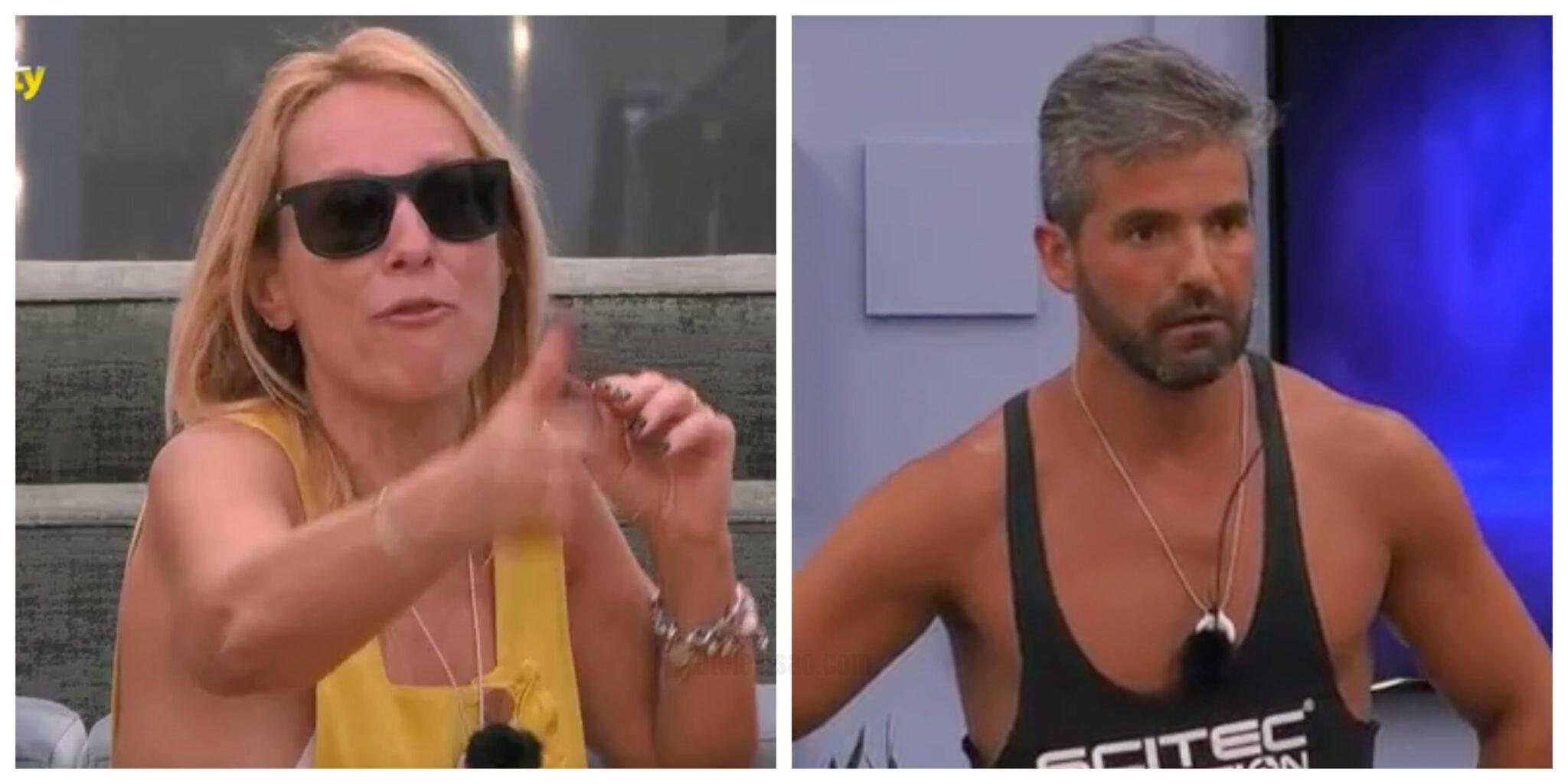 Big Brother Teresa Helder 3 Scaled Big Brother! Hélder Não Tem Dúvidas E Diz Que Teresa Tem Falta De Sexo