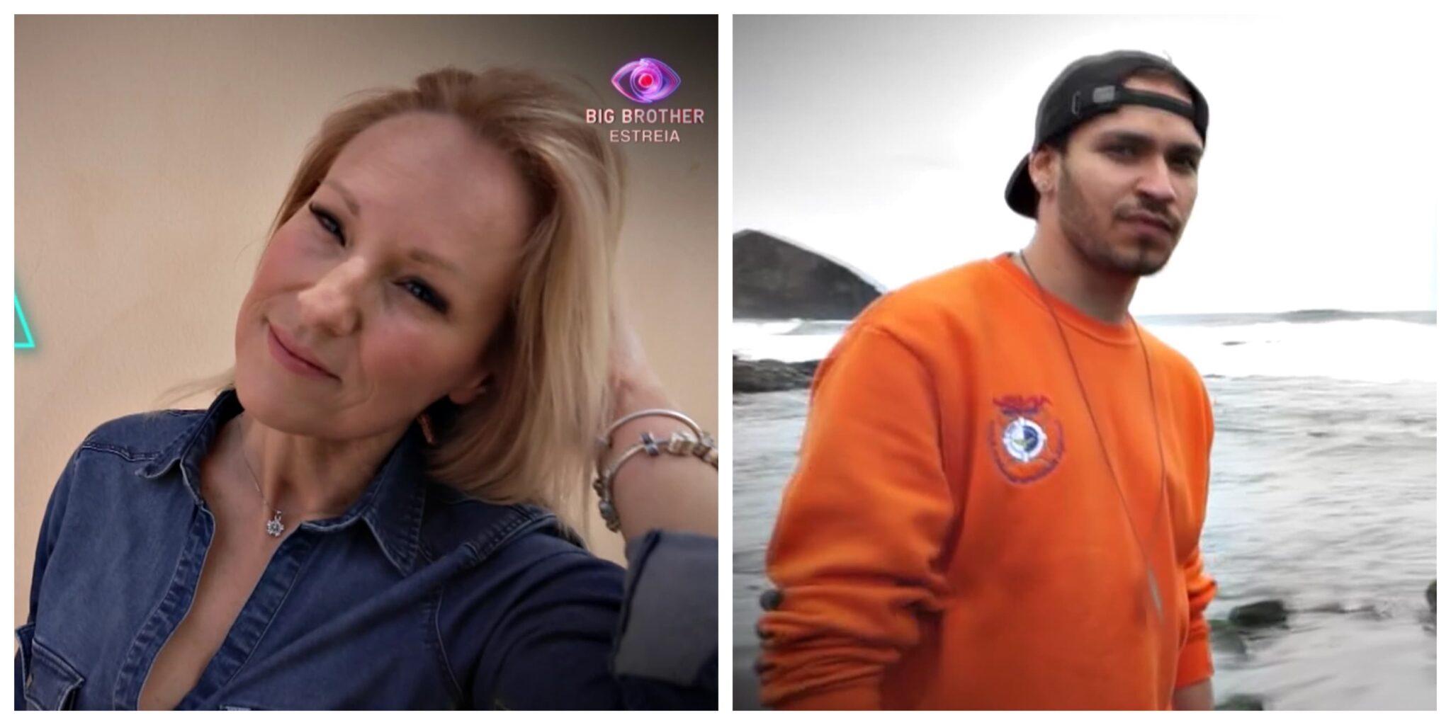 Big Brother Teresa Renato Scaled Teresa E Renato. Conheça Os Novos Concorrentes Do Big Brother 2020