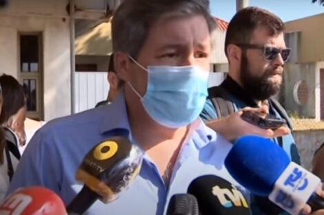 Bruno De Carvalho 1 Bruno De Carvalho 'Ataca' Jornalistas À Porta Do Tribunal: &Quot;É Uma Vergonha&Quot;
