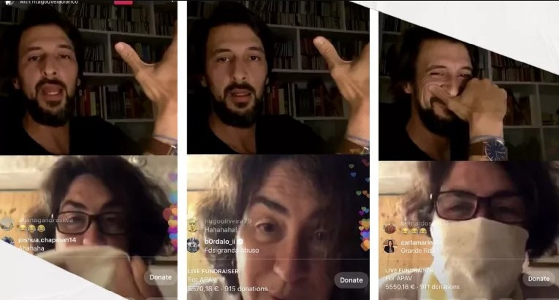 Brunonogueira E Ritablanco Direto De Bruno Nogueira E Rita Blanco É O Tema Mais Comentado No Twitter