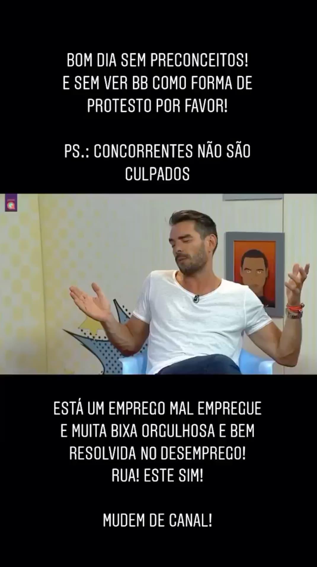 Carlos Costa Claudio Ramos Carlos Costa Arrasa Cláudio Ramos: &Quot;Rua!&Quot;