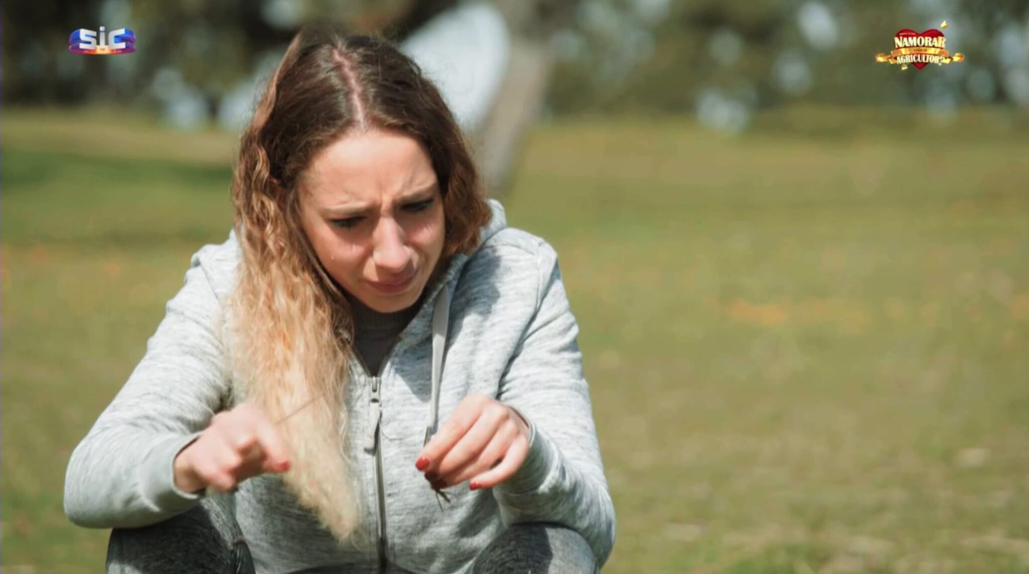Claudia Quem Quer Namorar Com O Agricultor Scaled Em Lágrimas, Cláudia Ameaça Abandonar 'Quem Quer Namorar Com O Agricultor'