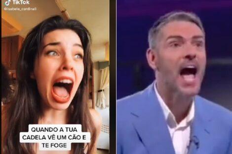 Claudio Ramos Parodia Gritos Noelia Big Brother 2020 Gritos De Cláudio Ramos São Alvo De Paródia Na Internet