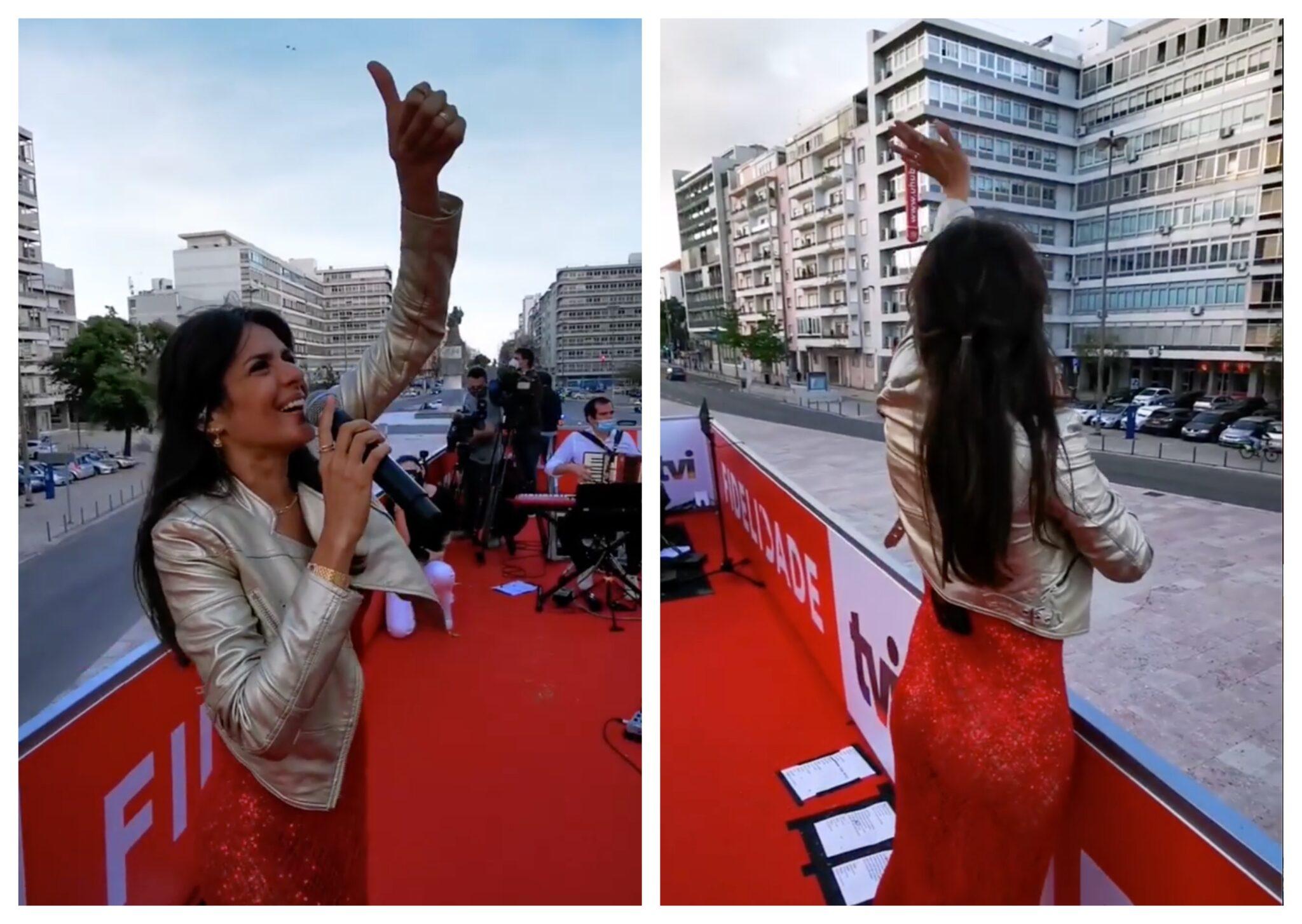 Cuca Roseta Scaled Cuca Roseta Encantou Nas Ruas De Lisboa: &Quot;Que Espectáculo Mais Emocionante!&Quot;
