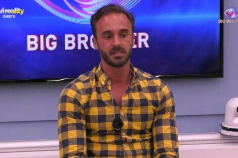 Daniel Guerreiro Big Brother Daniel Guerreiro Descobriu Que A Namorada Andava A Traí-Lo Com O Melhor Amigo