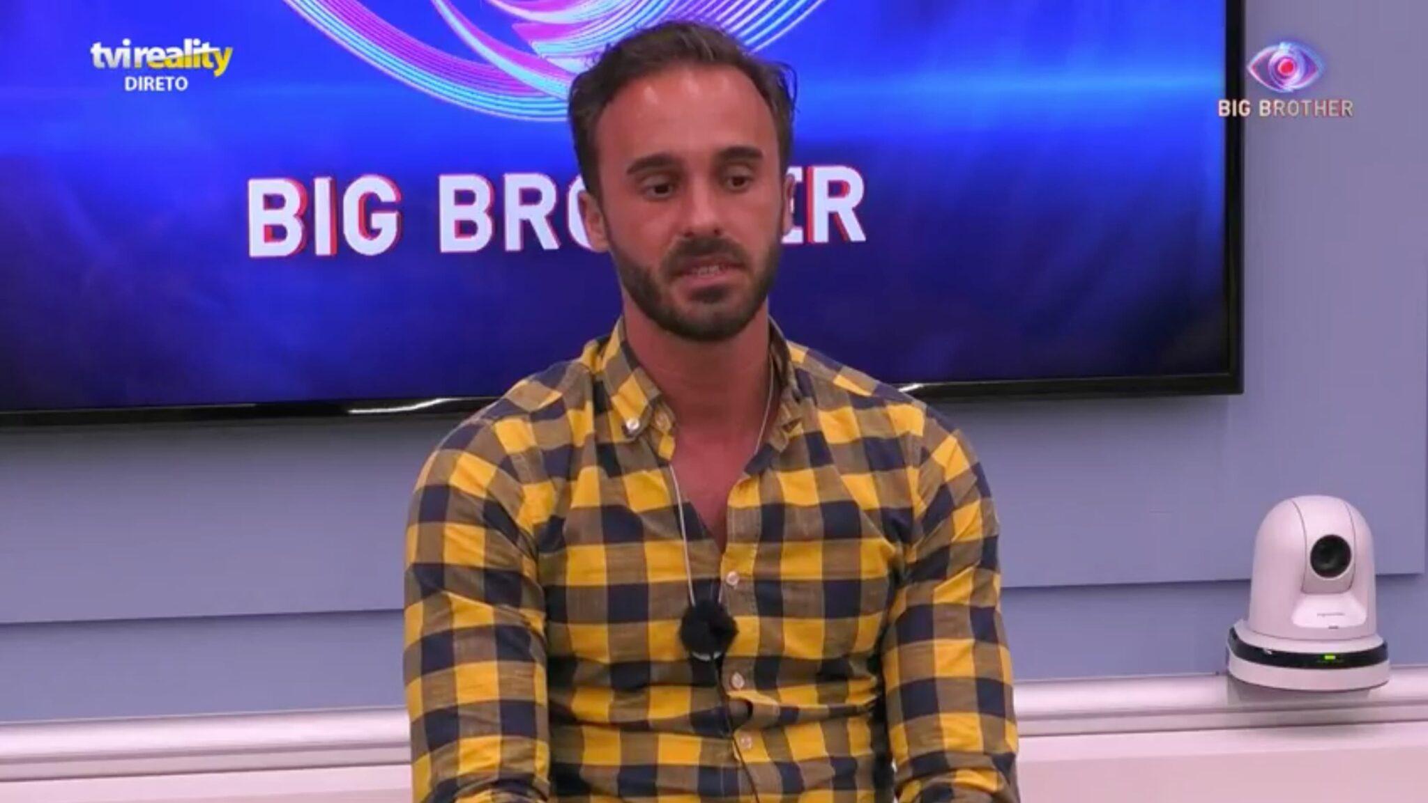 Daniel Guerreiro Big Brother Scaled Daniel Guerreiro Surpreende Com História De Vida Chocante: &Quot;Queriam Matar-Me&Quot;