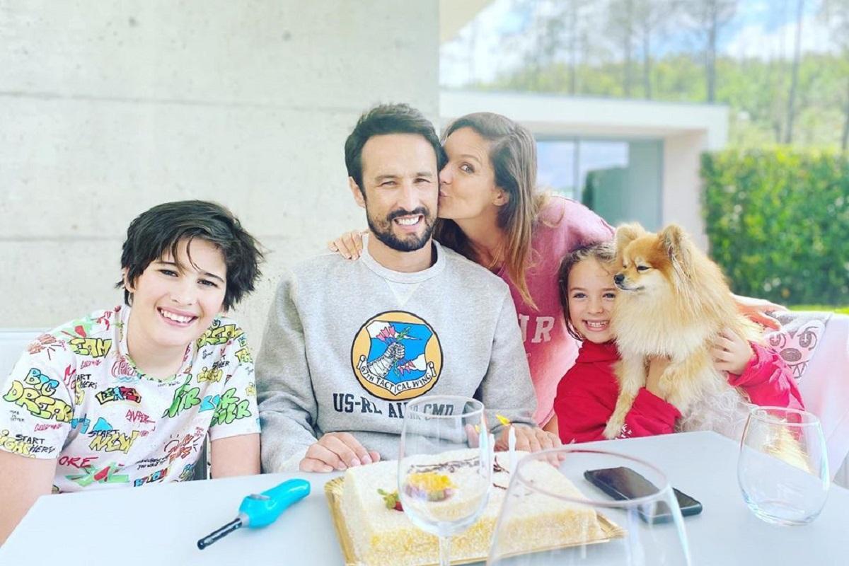 Diana Chaves Cesar Peixoto Familia Diana Chaves Dá Os Parabéns Ao Companheiro Em Dia Muito Especial
