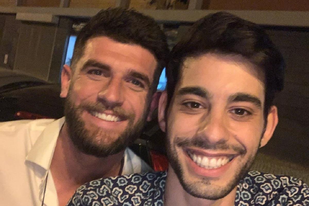 Edmar Fabio Big Brother 2020 Big Brother: Edmar Encontra-Se Com Fábio E Manda Boca A Hélder