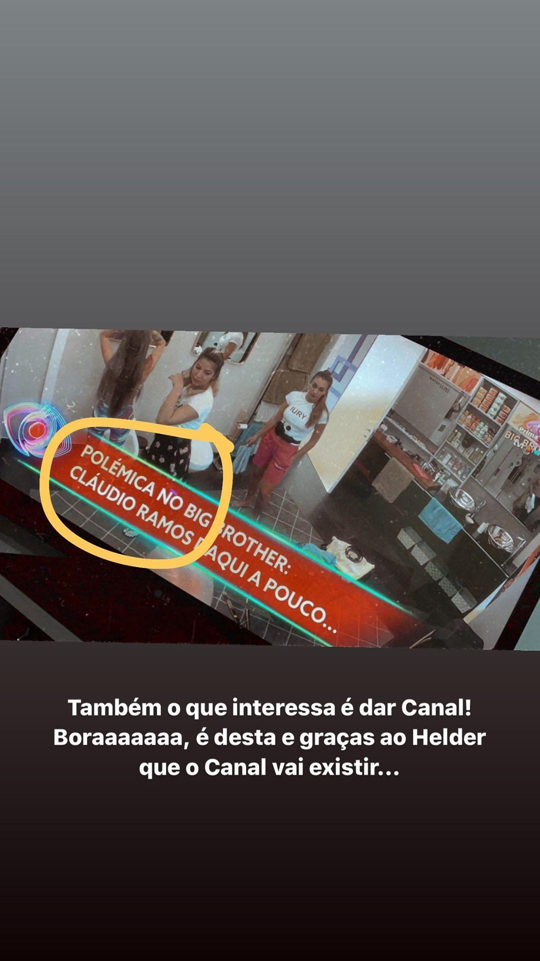 Fanny Rodrigues Helder Big Brother 2 Big Brother: Fanny Revoltada Com Decisão Da Tvi E Endemol