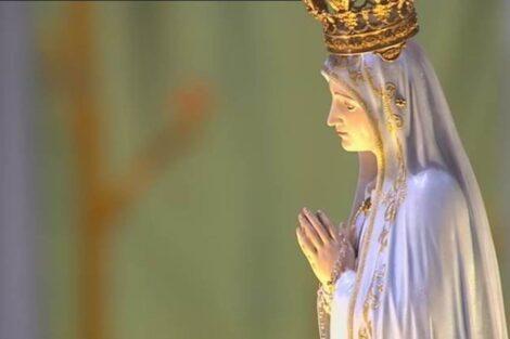 Fatima Vídeo: Cerimónia De Fátima Marcada Por Momento De Grande Susto