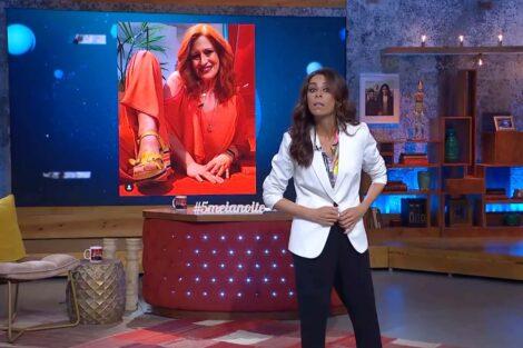 Filomena Cautela Joana Latino Filomena Cautela Arrasa Joana Latino: &Quot;Total Ignorância&Quot;