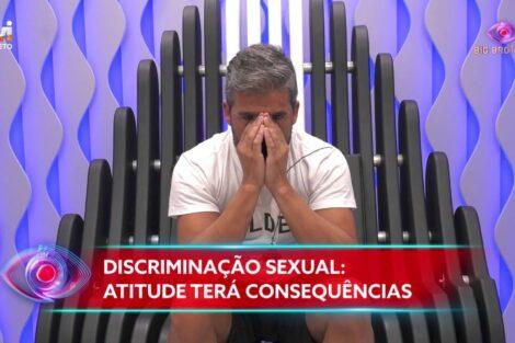 Helder Big Brother 2 Big Brother. Hélder Em Risco De Ser Expulso Devido A Comentário Homofóbico: &Quot;Portugal Acordou Revoltado&Quot;