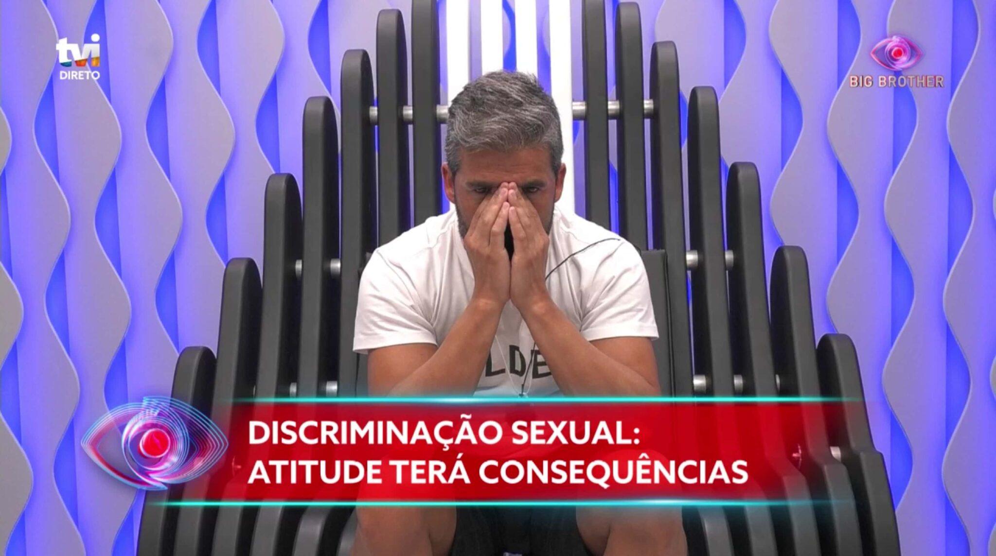 Helder Big Brother 2 Scaled Big Brother. Hélder Em Risco De Ser Expulso Devido A Comentário Homofóbico: &Quot;Portugal Acordou Revoltado&Quot;