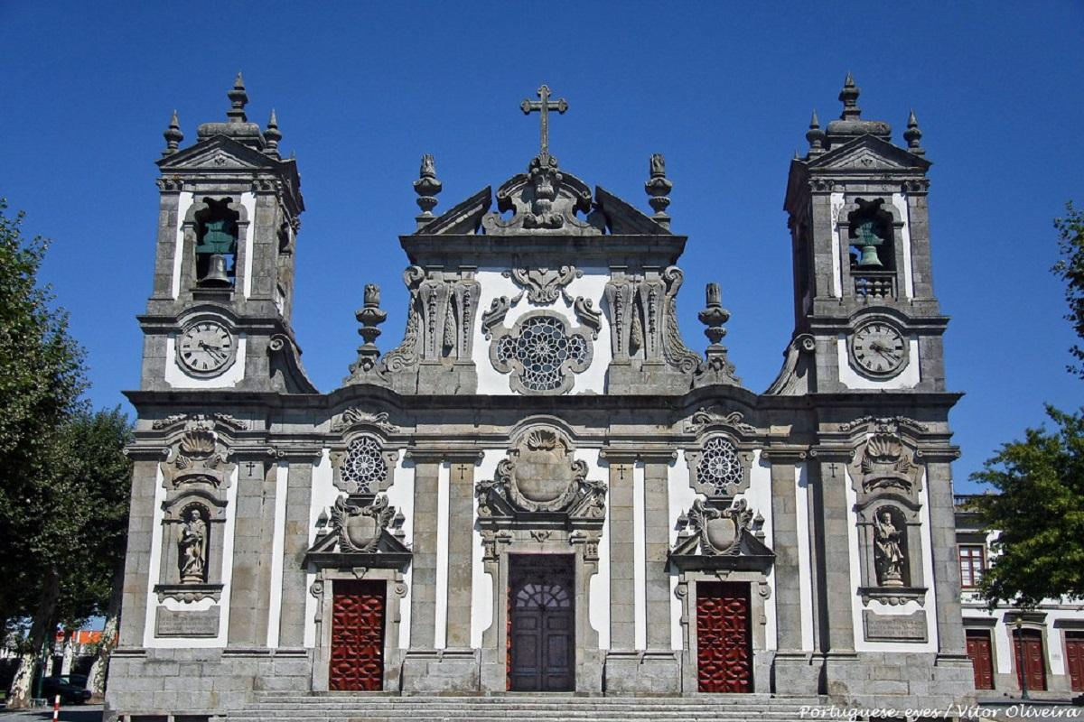 Igreja Do Bom Jesus De Matosinhos Pandemia Interrompe Tradição Portuguesa Com Cerca De 700 Anos