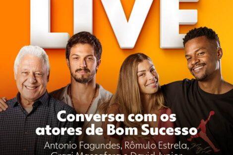 Image002 4 &Quot;Bom Sucesso&Quot;: Protagonistas Conversam Com Fãs Em Direto