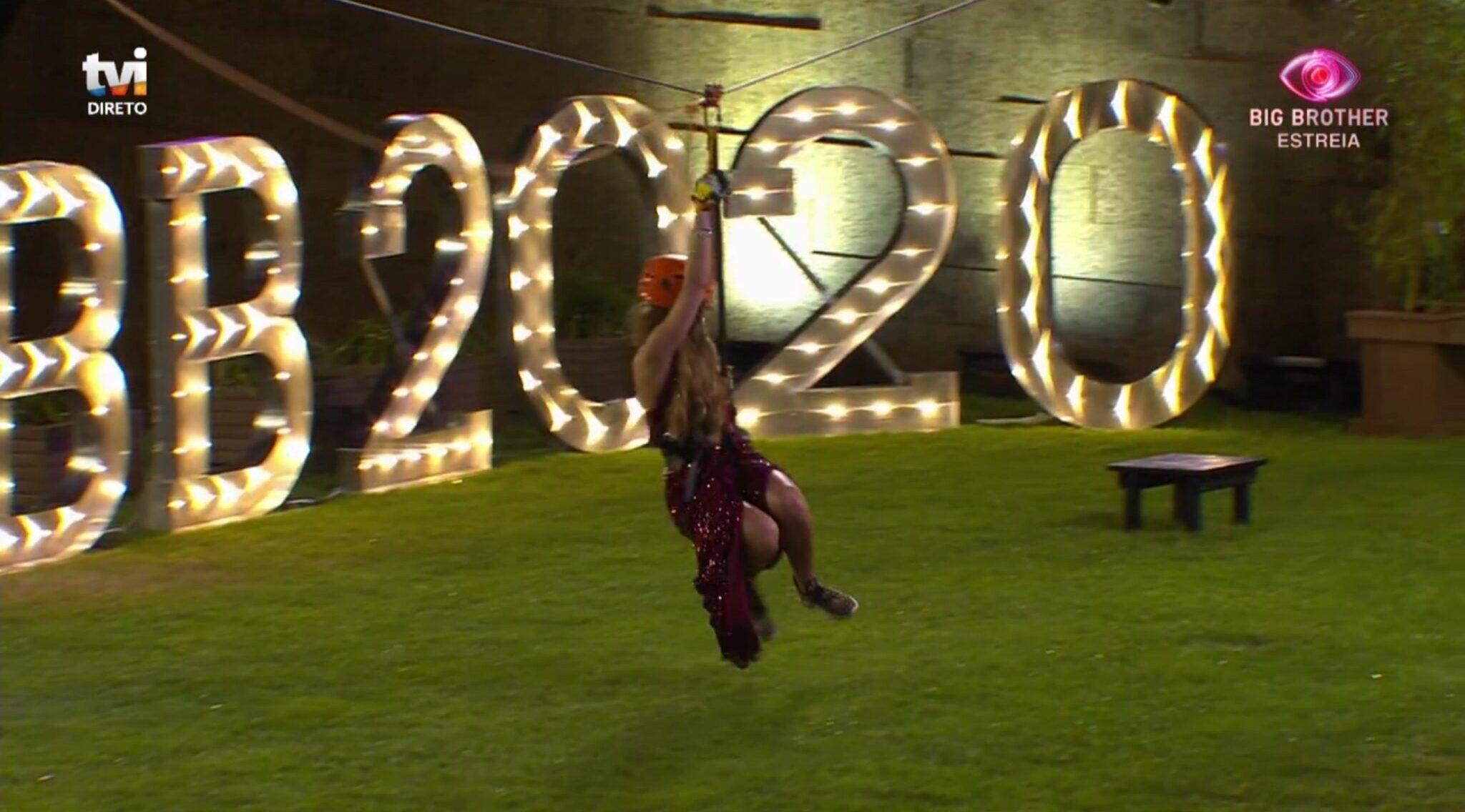 Iury Entrada Big Brother 2020 Iury 2 Scaled E1589144423427 Big Brother 2020. Concorrentes Têm Entrada Brutal Na Casa