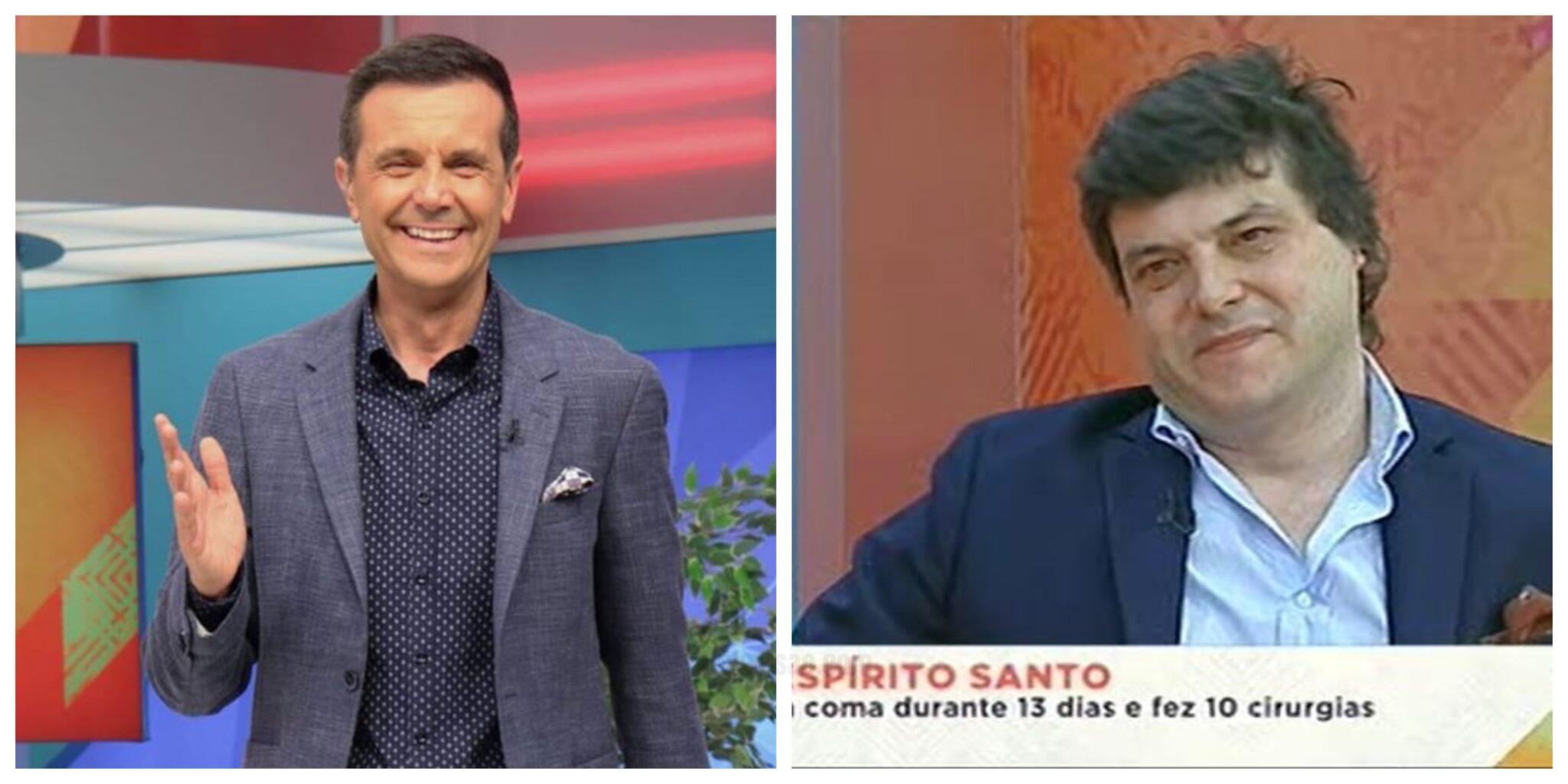 Jorge Gabriel Joao Espirito Santo Scaled Jorge Gabriel Elogia João Espírito Santo: &Quot;Gosto De Ti Meu Irmão&Quot;