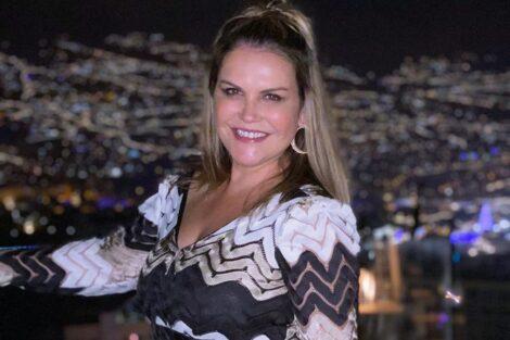 Katia Aveiro 1 Katia Aveiro: &Quot;Se Disser O Que Acho Do Vírus E A Minha Opinião Ainda Sou Crucificada&Quot;