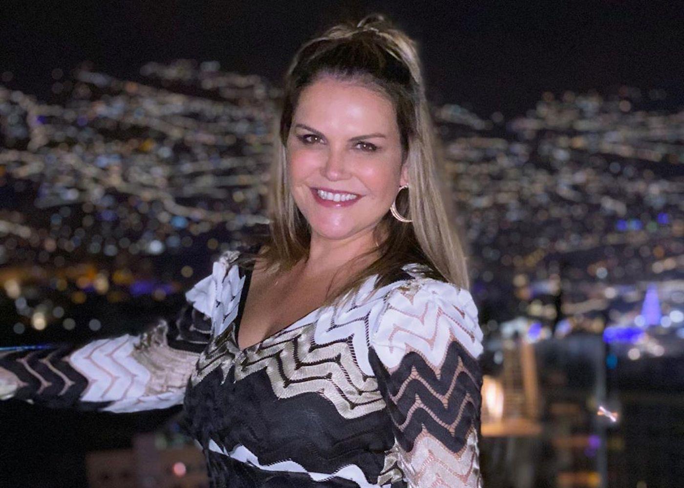 Katia Aveiro 1 Katia Aveiro Mostra Momento Especial: &Quot;Toda A Minha Vida Está Neste Vídeo&Quot;