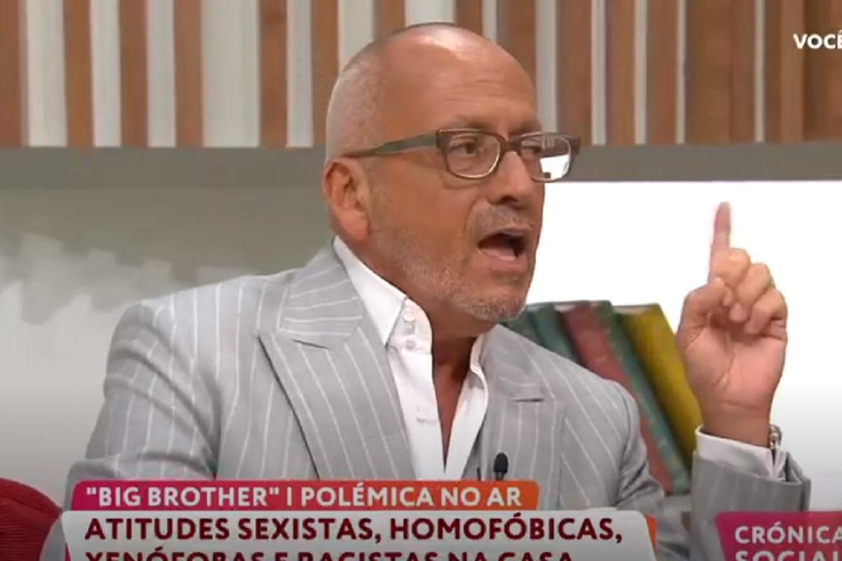 Manuel Luis Goucha 1 Big Brother! Goucha Pronuncia-Se Sobre O 'Caso Hélder'