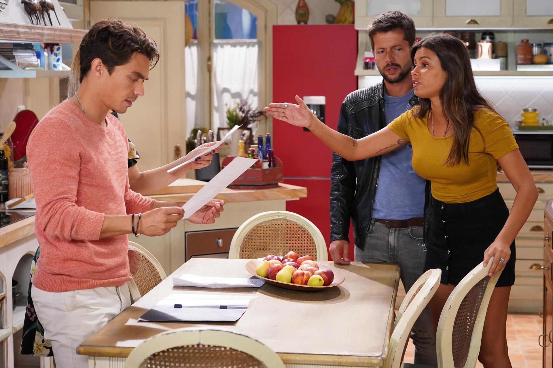 nazare 1 Hoje em 'Nazaré': Nazaré e Toni descobrem o plano de Isabel e Verónica, mas já é tarde demais!