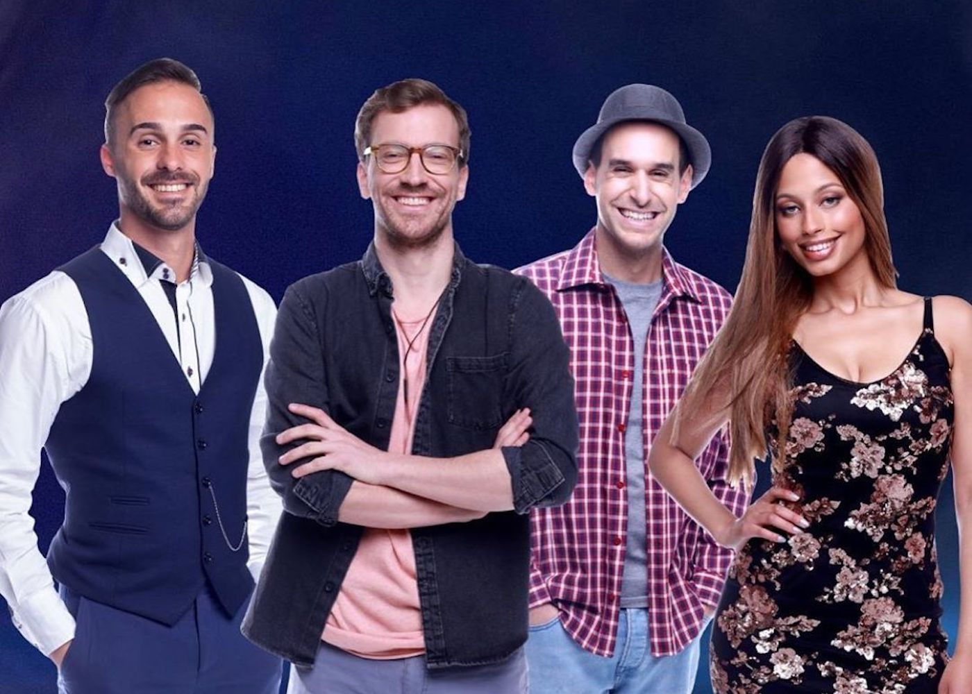 nomeados big brother Big Brother: Cláudio Ramos liga à casa e salva Soraia. Concorrente fica em lágrimas