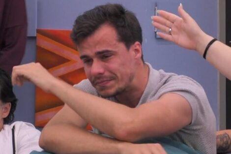 Pedro Alves Big Brother Chora Big Brother! Pedro Alves Em Lágrimas Depois De Ouvir Gritos Vindos Do Exterior