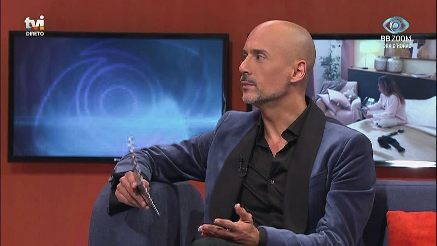 Pedro Crispim Big Brother 2020 Ex-Namorado De Cláudio Ramos Entusiasmado Por Participar No Big Brother 2020
